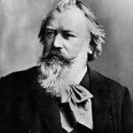 Annotated score of Brahms Third Symphony with intended tempo modifications