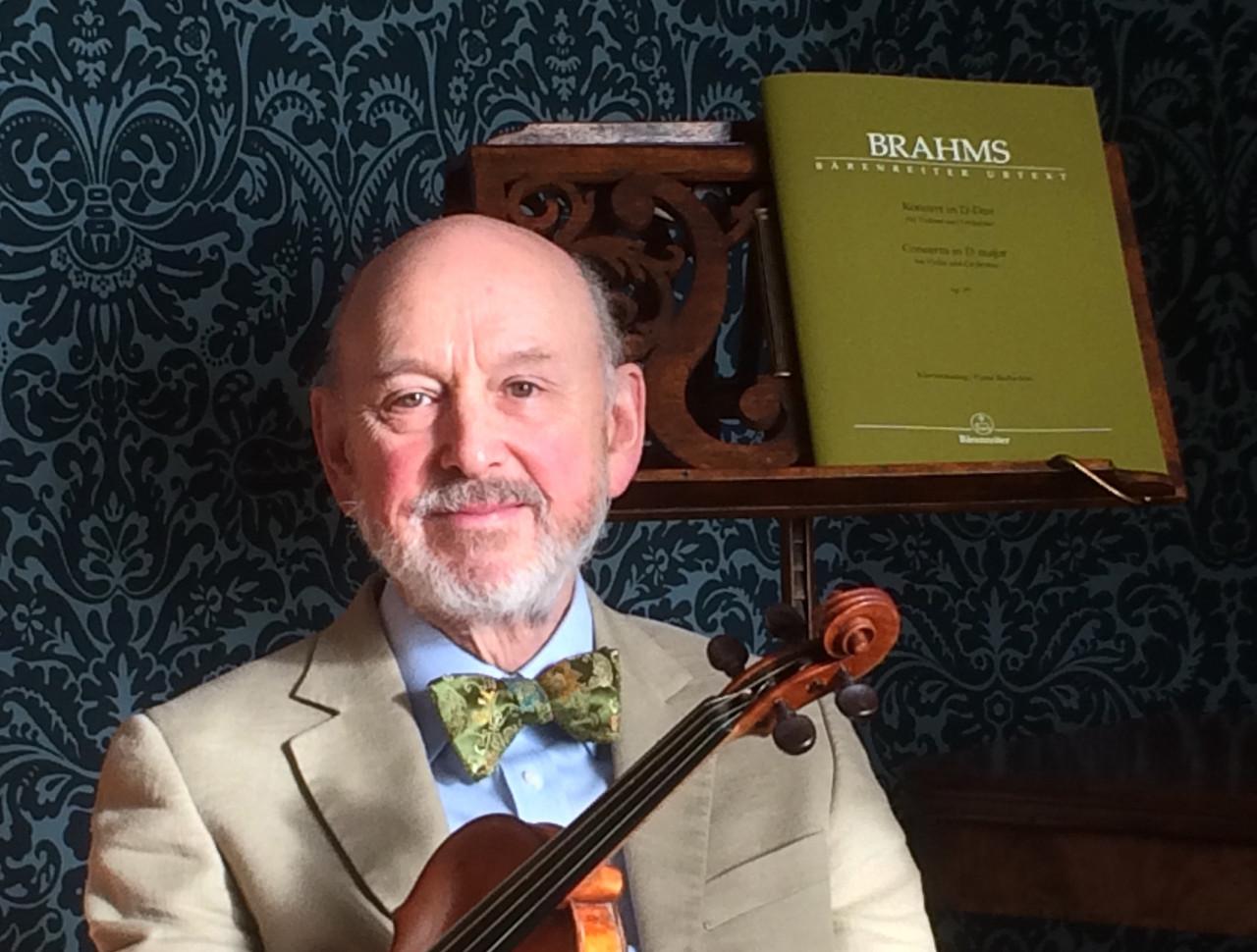 Professor Clive Brown